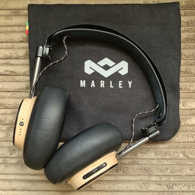 House Of Marley Exodus Wireless Headphones: Bringing The Bass, With Serious Green Cred