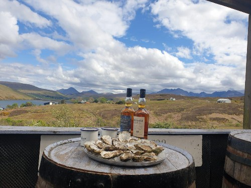 Islander Eats: Scotch Whisky Oysters, The Ultimate Pairing