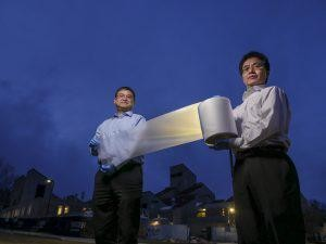 How This New Material Can Cool A Rooftop With Zero Energy Consumption