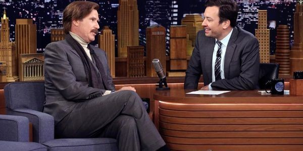 Ron Burgundy Conquers Late Night Television In The Greatest Cross-Promotional Stunt Of All Time