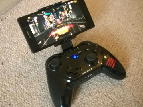 Review: Mad Catz's C.T.R.L.R. Is An Exciting Smartphone Game Controller For Your Home