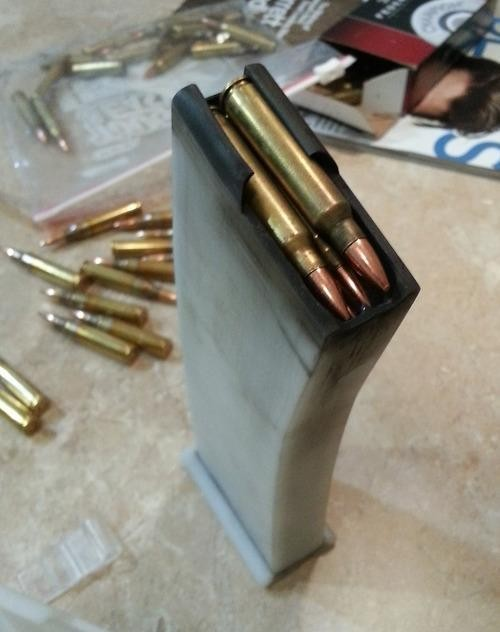 Gunsmiths 3D-Print High Capacity Ammo Clips To Thwart Proposed Gun Laws