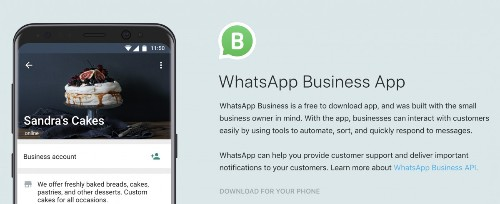 How To Know If Your Business Should Use The New WhatsApp Business App