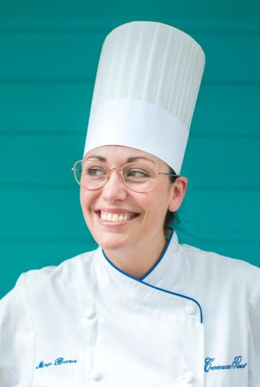 The New Chef At Commander's Palace Shares Her Leadership Philosophy