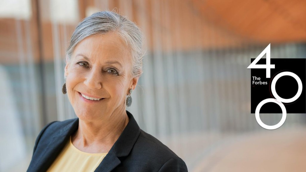 Alice Walton And The 55 Other Richest Women In America
