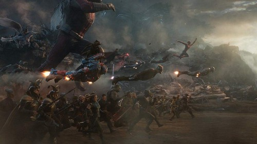 Box Office: 'Avengers: Endgame' Continued Marvel's Unparalleled Streak Of Breakout Sequels