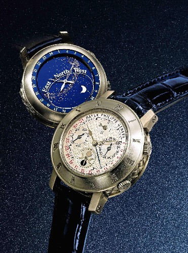 Previously Unknown Patek Philippe Titanium Watches To Be Sold At Sotheby's New York