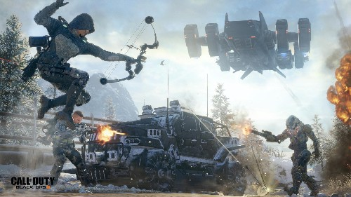 'Call Of Duty: Black Ops 3' Beta On PC Is Really Great
