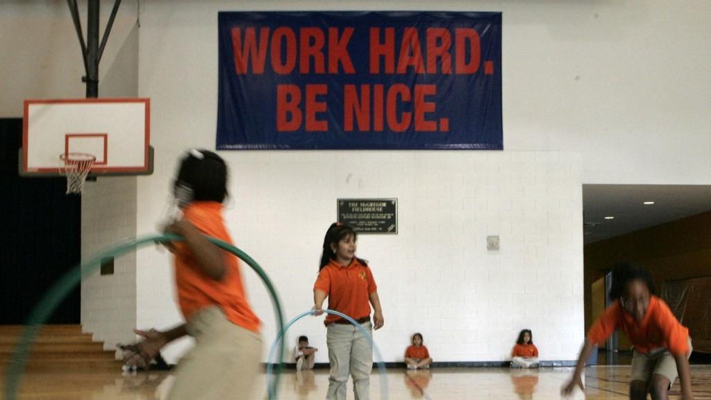 "KIPP's New Mantra: ""Slack Off. Be Mean."""