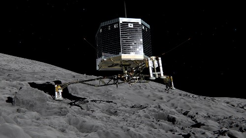 Philae Wakes Up! Historic Comet Lander Back In Action