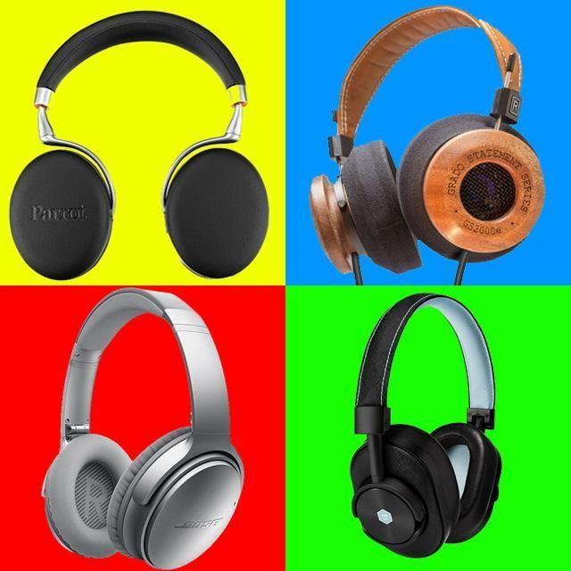 5 Best Headphones That Are Also Super Stylish