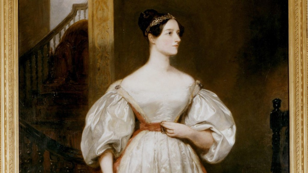 The Legacy Of Ada Lovelace: The World's First Coder