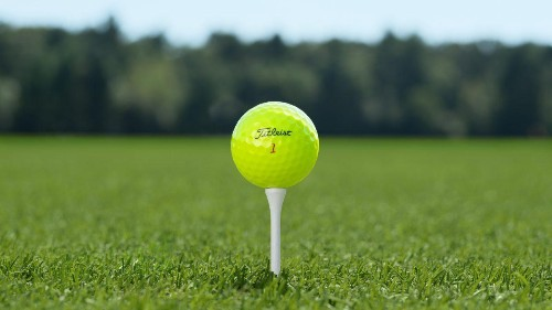 The Latest Golf Balls Are Easy On The Eyes