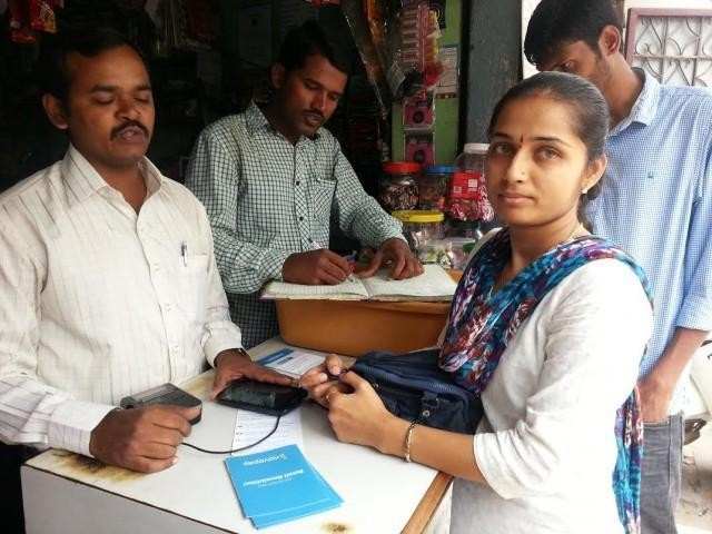 India Launches A Massive Program Offering Bank Accounts To The Poor