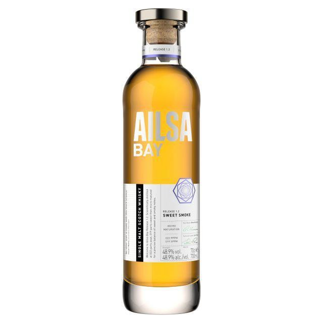 Ailsa Bay Releases Blockchain-Protected Scotch Whisky