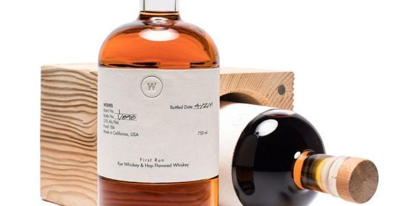 California Gets Its First Luxury Whiskey Brand