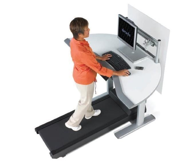 New Study: Treadmill Desks Boost Productivity