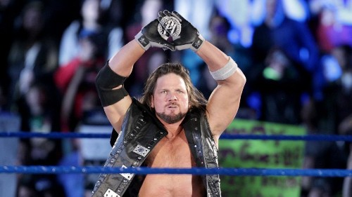 WWE Raw Results: News and Notes After AJ Styles Becomes No. 1 Contender