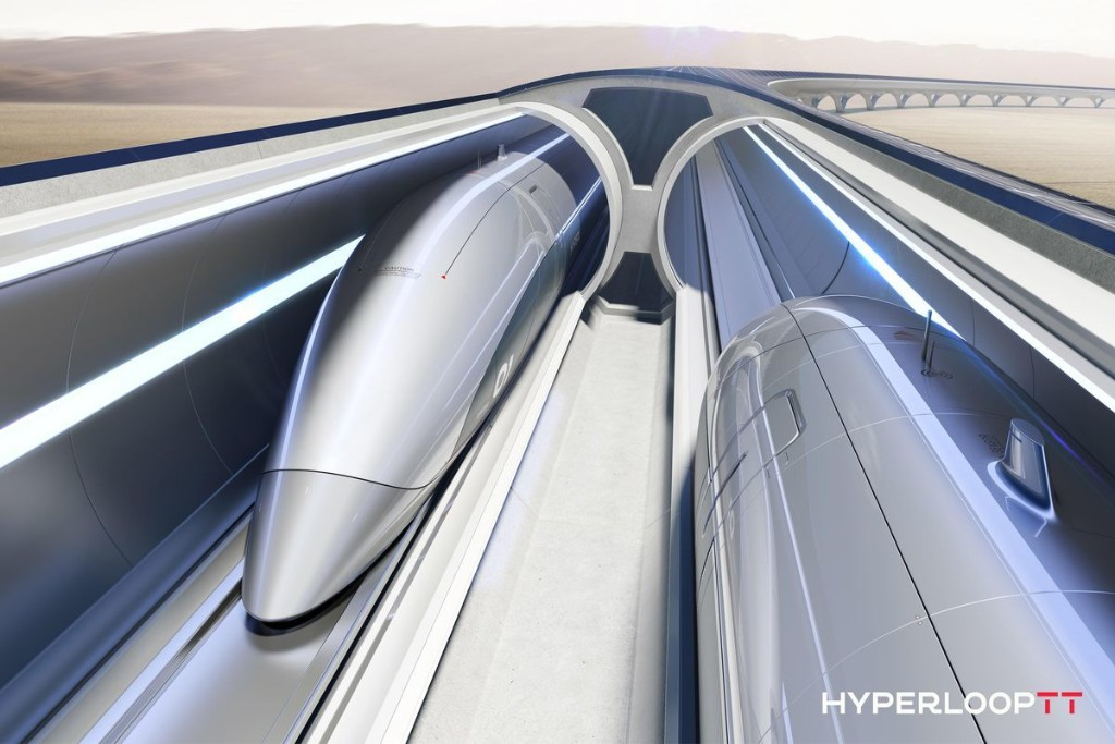 HyperloopTT's Virtual Collaboration Aims To Revolutionize Transportation