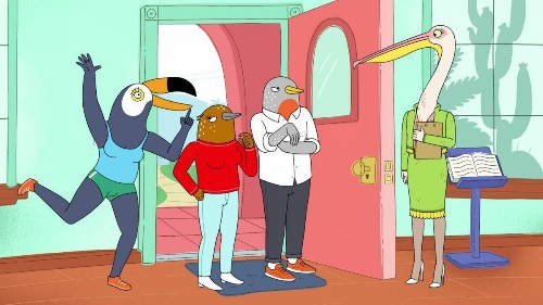 Netflix's 'Tuca & Bertie' Pushes Adult Animation In An Exciting New Direction