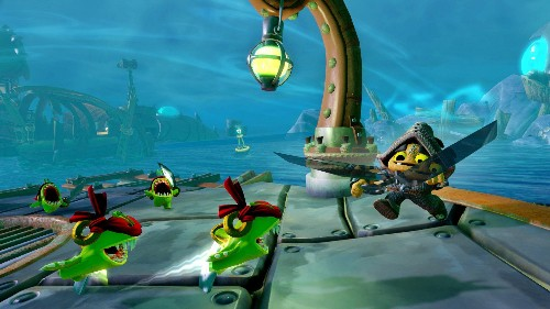 'Skylanders: Trap Team' Review: First Impressions