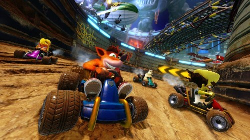 'Crash Team Racing Nitro-Fueled' Powerslides Onto Switch, PS4 and Xbox One Next Year