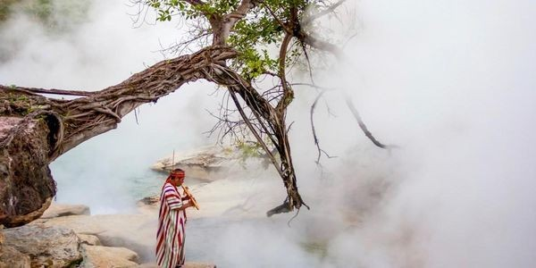 Legendary Boiling River Of The Amazon Is A Geological Anomaly