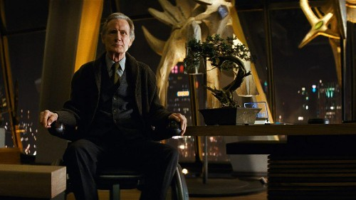 Bill Nighy Has Become A Fan Of 'Pokémon' After Working On 'Detective Pikachu'