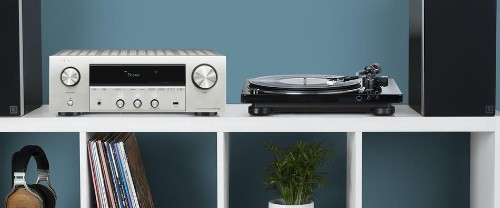 Denon Launches AV Receiver Just For Audiophiles Who Demand Pristine Stereo Sound