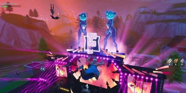 'Fortnite' Had 10 Million Concurrent Players In The Marshmello Concert Event