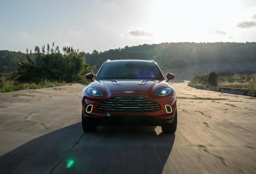 Aston Martin Doesn't Need James Bond To Save It, It Needs The DBX