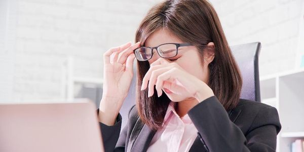 5 Signs Your Job Is Affecting Your Vision