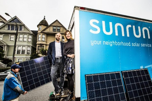 The Woman-Led Company That Reinvented Solar For Homeowners