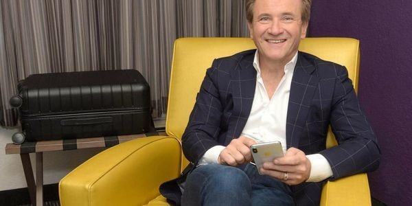 Robert Herjavec, Unpacked: What The Nice Shark Won't Travel Without