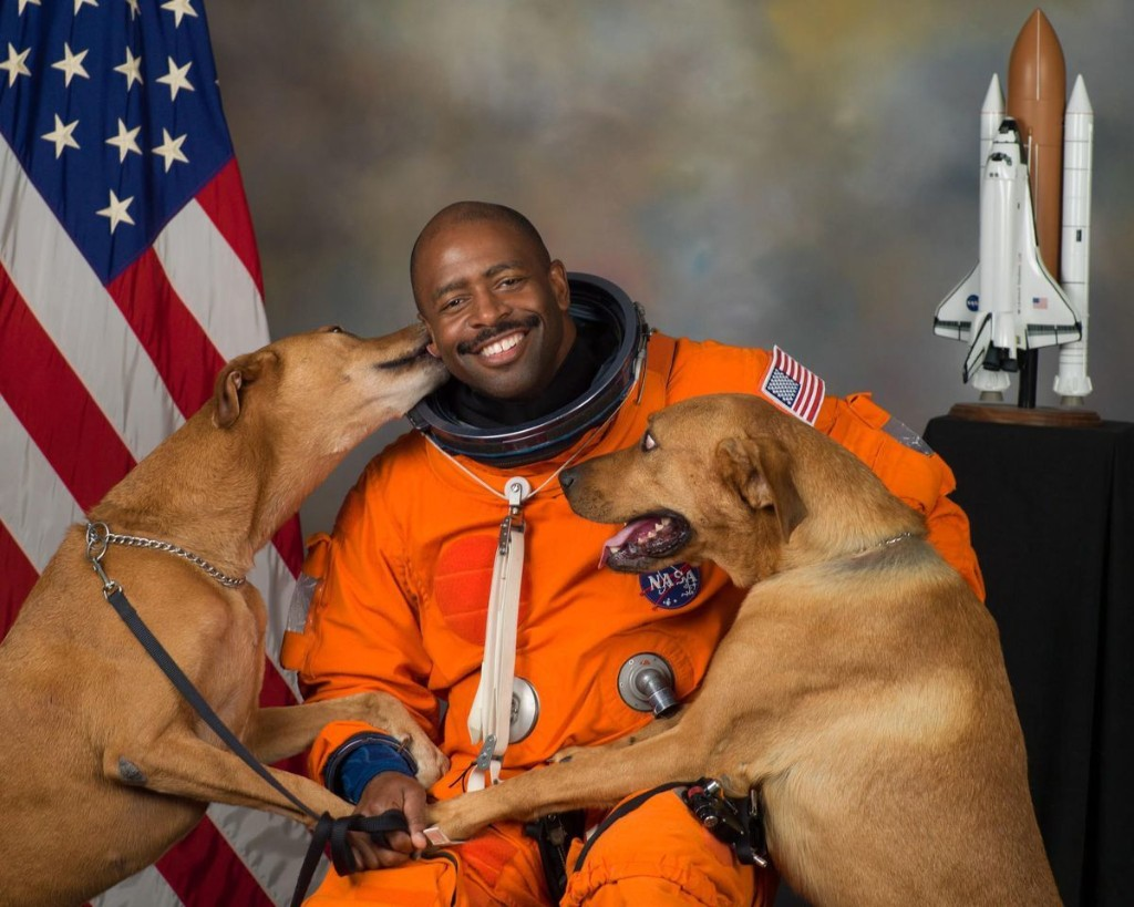 How To Change The World With Astronaut Leland Melvin