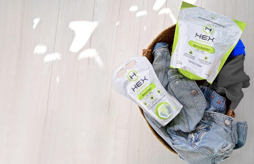 HEX Detergent Founder Wants You To Know That You've Been Washing Your Synthetics All Wrong