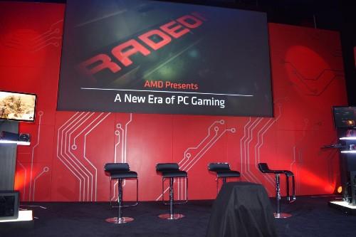 Liveblog: AMD Presents A New Era Of PC Gaming