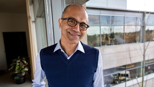 Nadella's Bid To Fix Microsoft: What Ballmer Didn't Dare