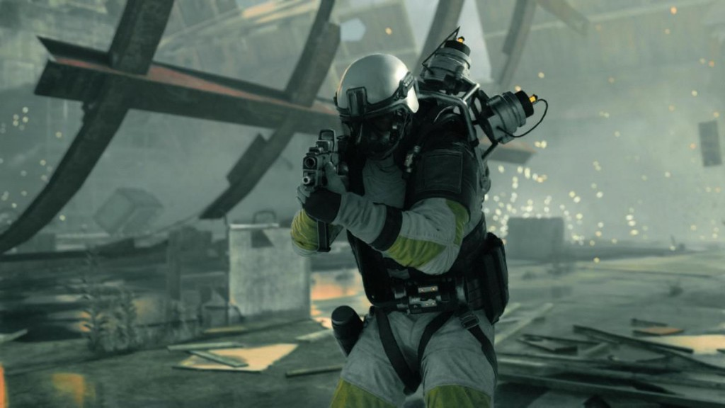 Next-Gen Is Failing Us: 'Quantum Break' Allegedly Running At 720p On Xbox One