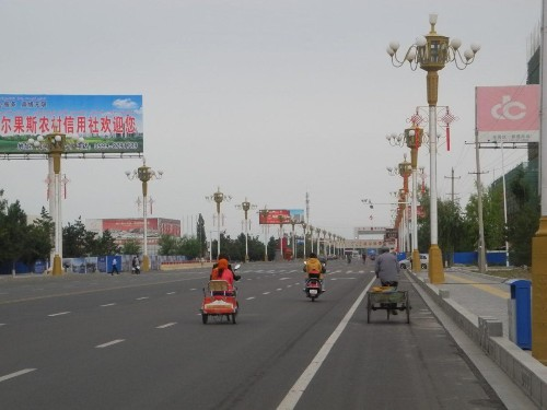 Horgos: The First New City Of The New Silk Road Emerges As A Robot Manufacturing Hub