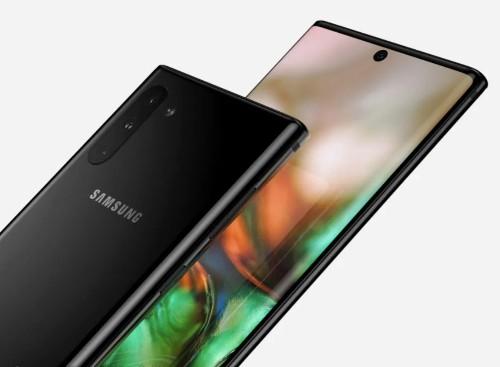 Galaxy Note 10 Report Reveals Late Audio, Camera Upgrades