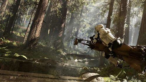 New 'Star Wars: Battlefront' Trailer Is Absolutely Stunning