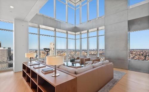 Asking $45 Million, Billionaire Steve Cohen's Other Manhattan Condo Is Also For Sale
