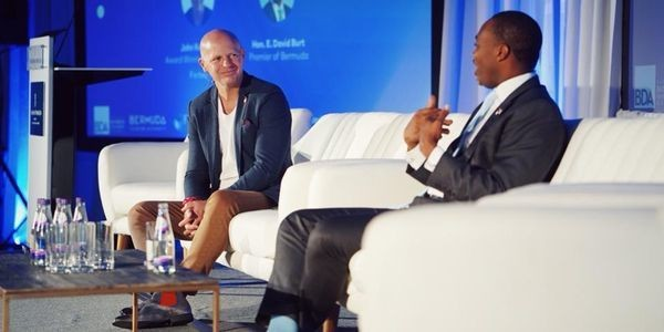 Bermuda Premier David Burt On Stablecoins, Crypto, Blockchain ID, Libra, Big Tech, And Privacy