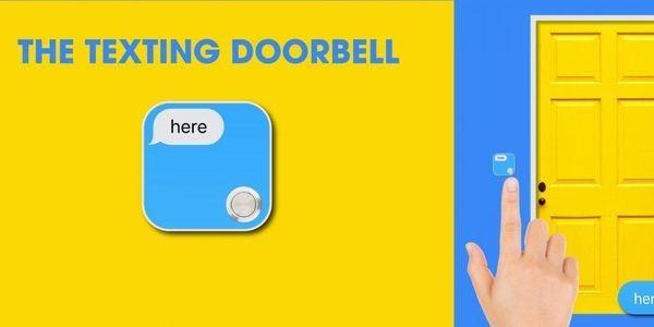 The Texting Doorbell Is The Anti-Doorbell Doorbell