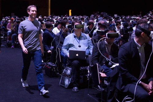 Mark Zuckerberg Has A Plan To Bring Facebook Users Into Virtual Reality