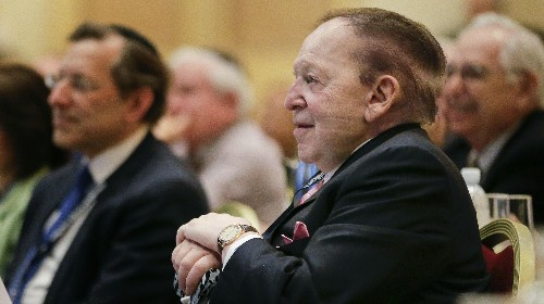 Super Donor Sheldon Adelson Made $2.1 Billion In 2 Days Since 'Adelson Primary'
