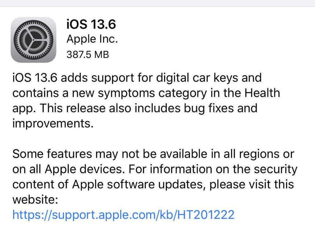 Apple Releases iOS 13.6: Long-Awaited Update With Super-Cool Digital Car Keys & Big Apple News Upgrades