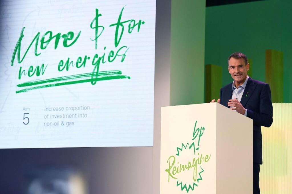 BP's Strategic Shift To Renewables