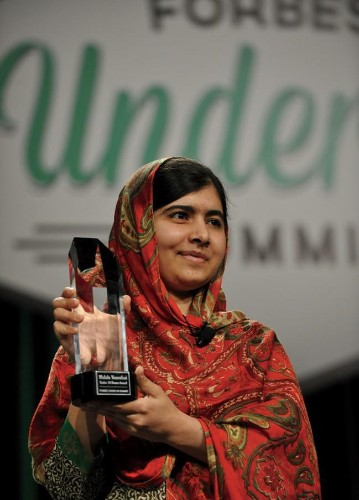 Nobel Peace Prize Winner Malala On Being Shot: 'My Weaknesses Died on That Day'
